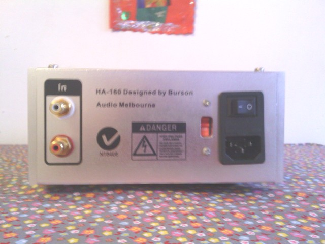 Burson Audio HA-160