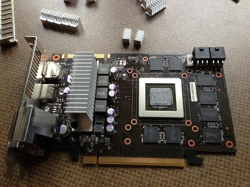 GTX670 Logic Board