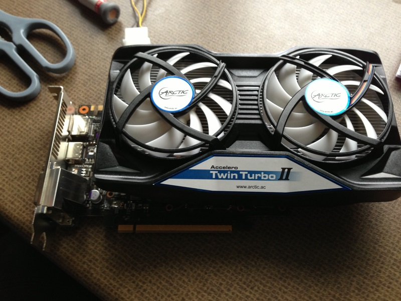 GTX 670 Twin Turbo II