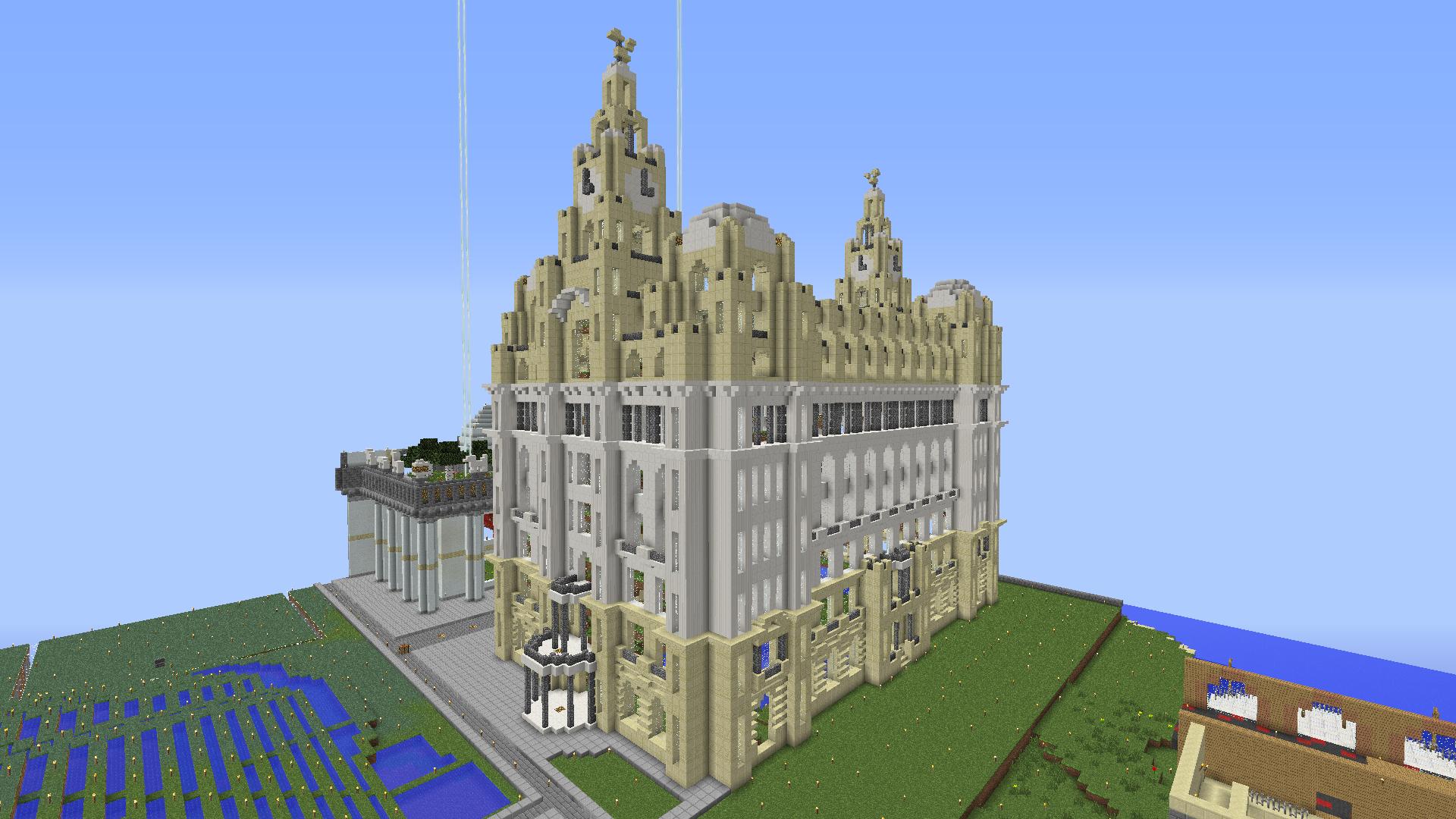 Le Royal Liver Building