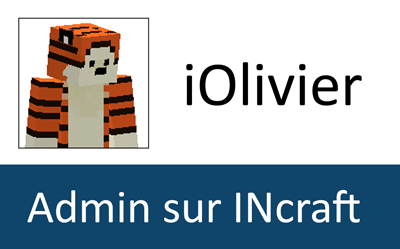 Badge iOlivier