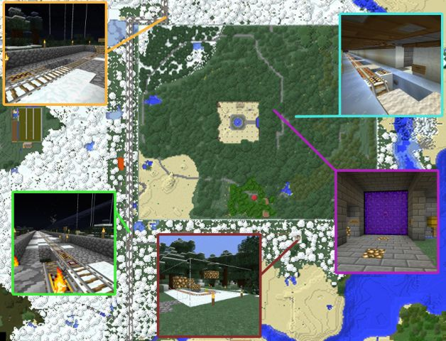 Carte (nouvelle base)