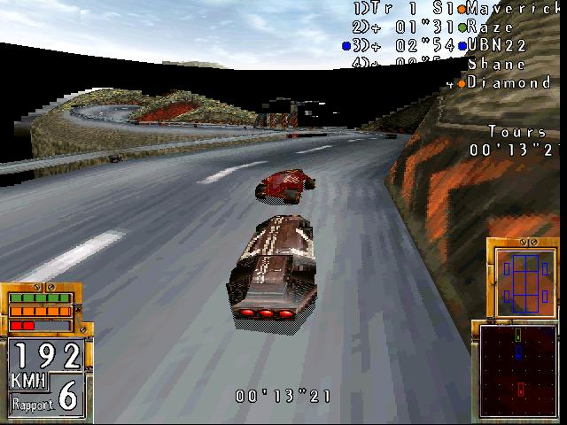 Le jeu du screenshot - Jeux vidéo