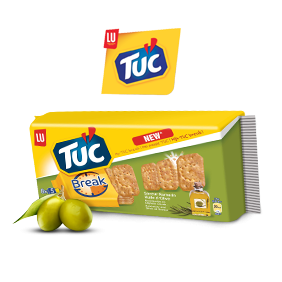 Tuc Break Olive 282x282