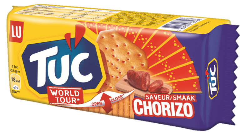 Chorizo detoure