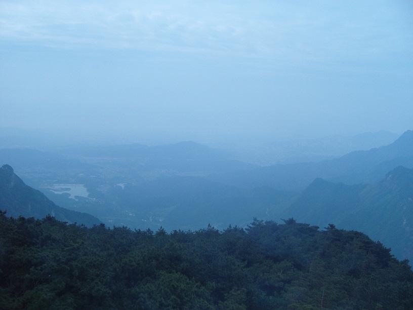 Une autre vue de 庐山 (Lu Shan)