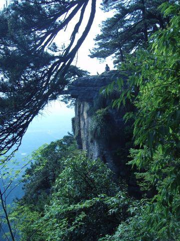 Encore une vue de 庐山 (Lu Shan)