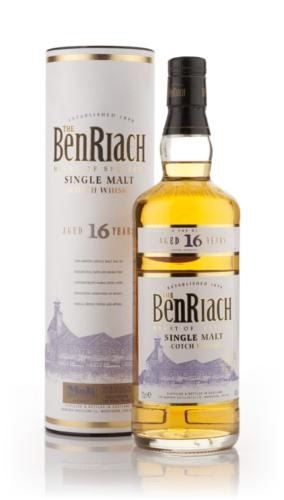 benriach 16 year Old whisky