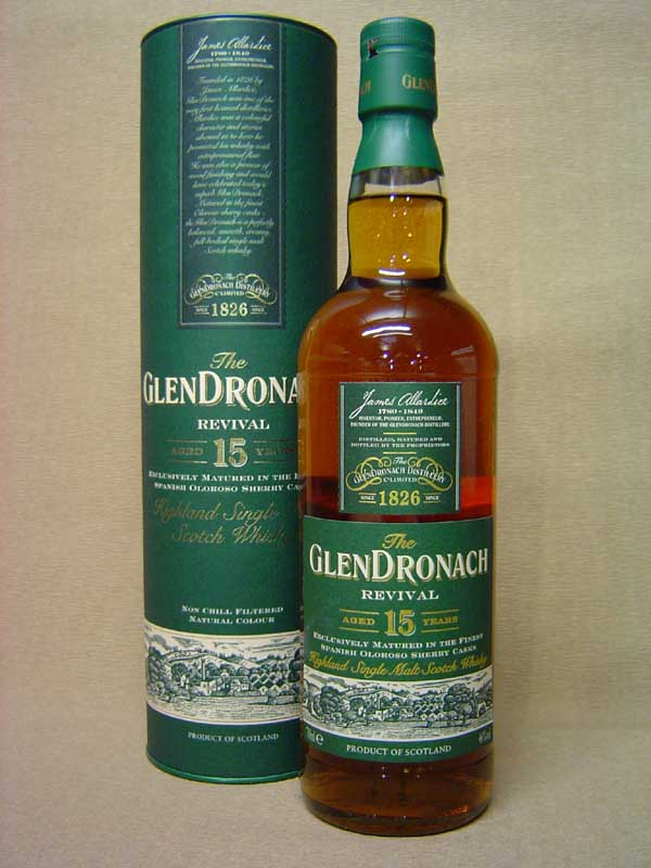 glendronach15ans Z