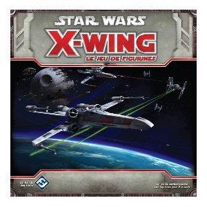 500     X wing Le Jeu De figurines boite De base 1927