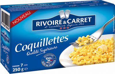 EXE COQUILLETTES 250g 15 04 11 VECT