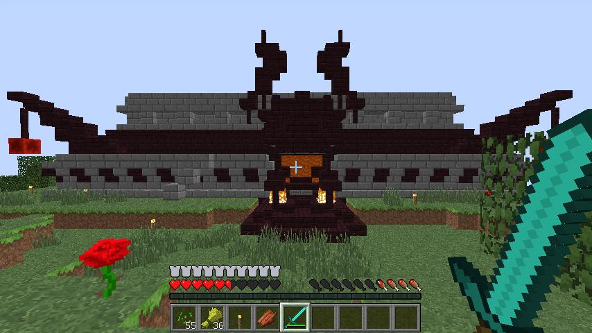 Maison du dragon