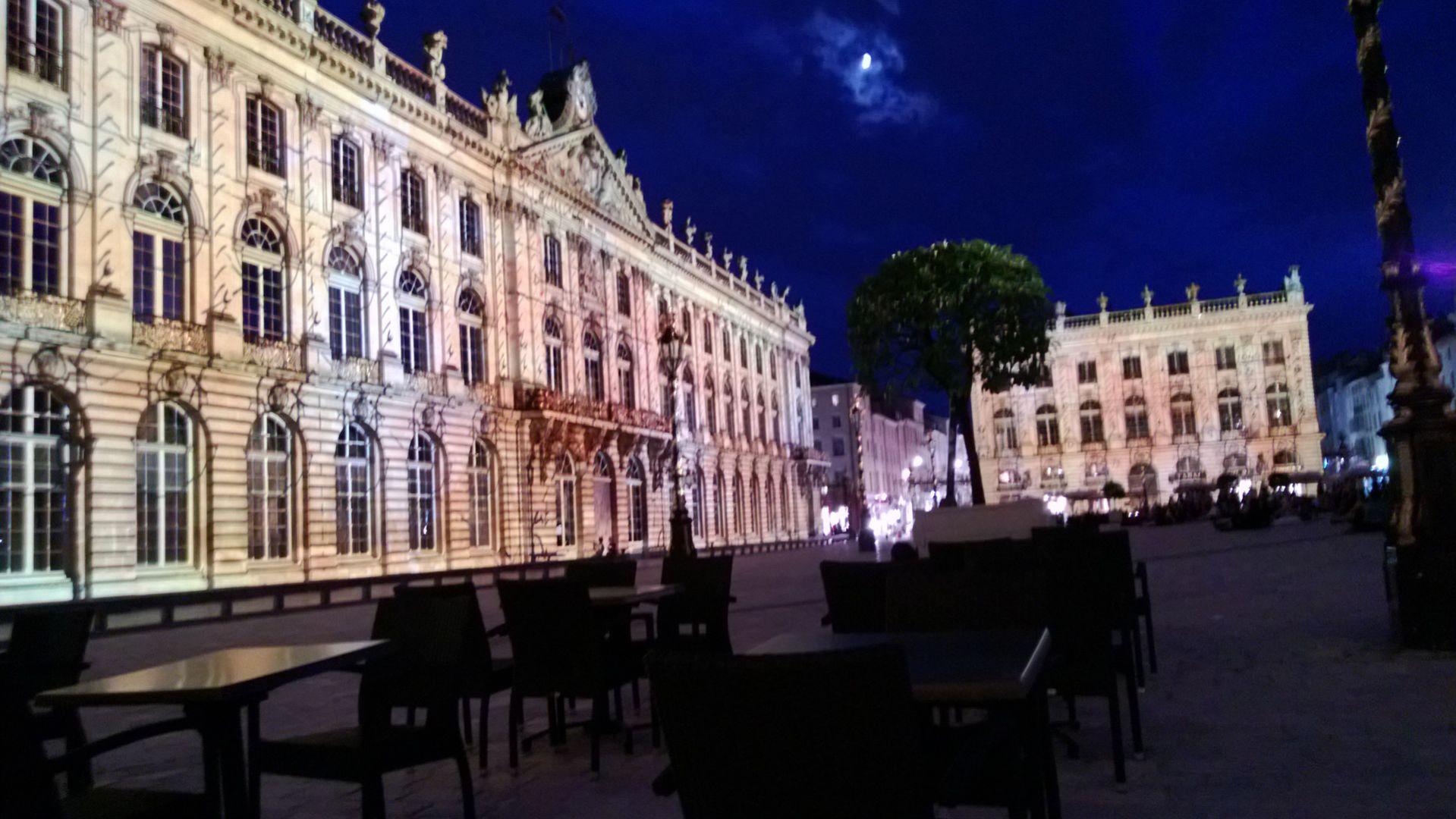Place Stanislas de nuit - Lumia 920 - 2