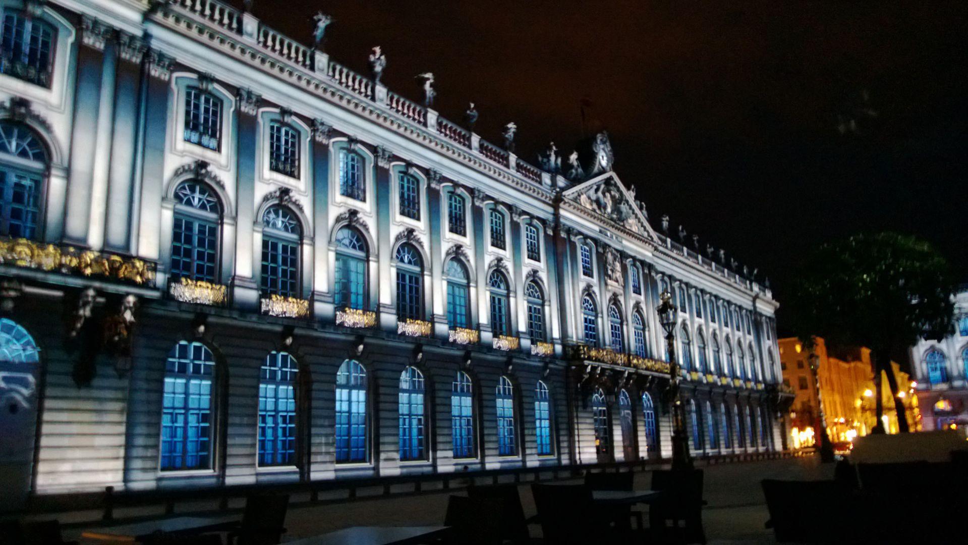 Place Stanislas de nuit - Lumia 920 - 5