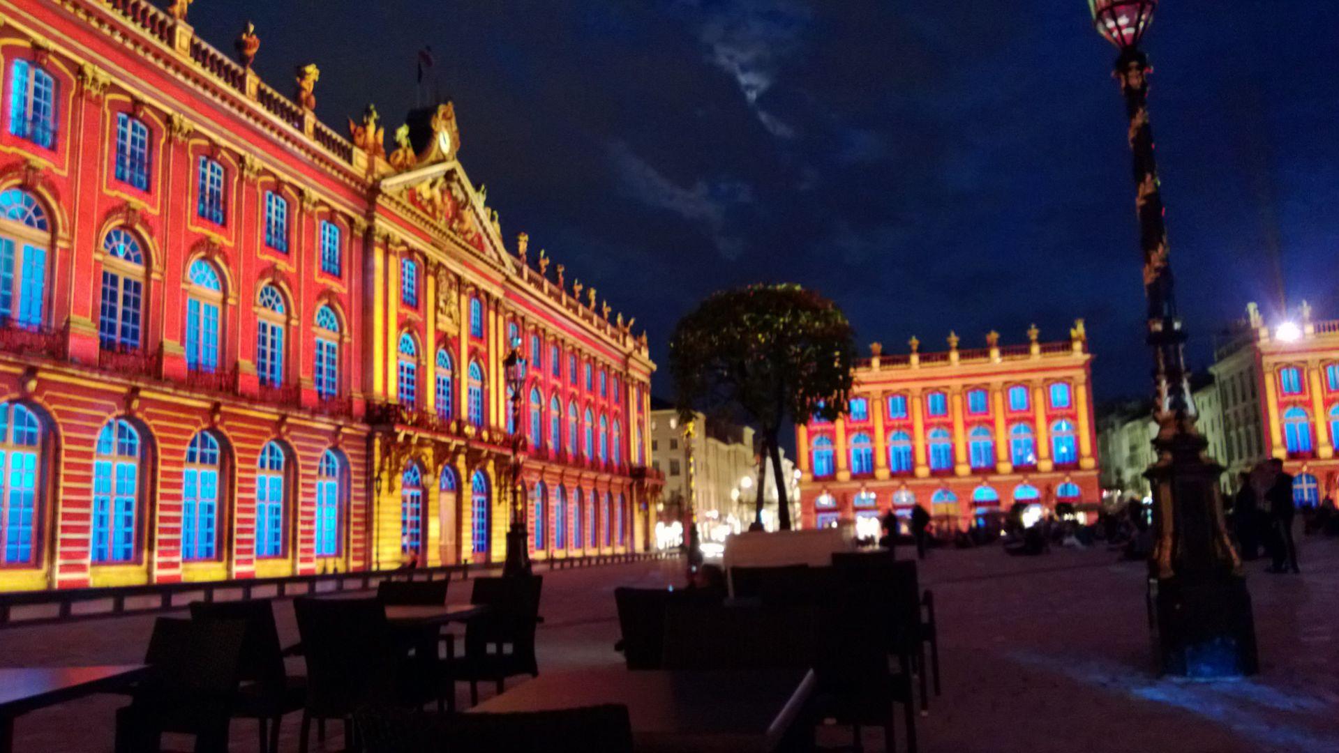 Place Stanislas de nuit - Lumia 920 - 3