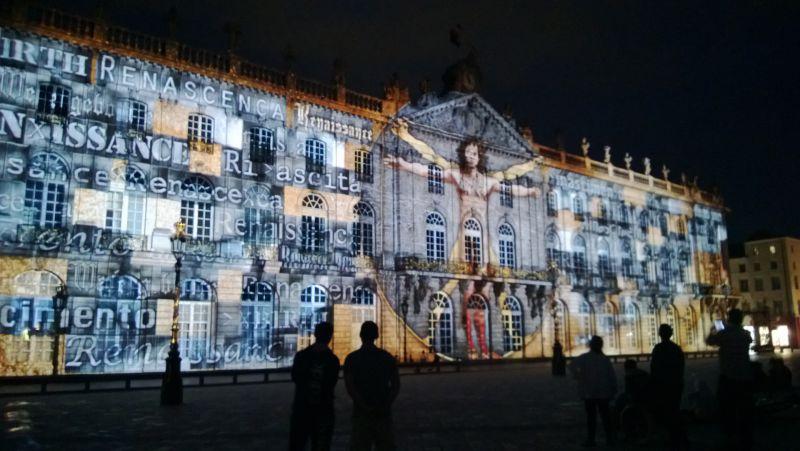 Place Stanislas de nuit - Lumia 920 - 4