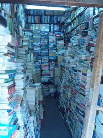 """Une librairie """"dans la rue"""" à Séoul"""