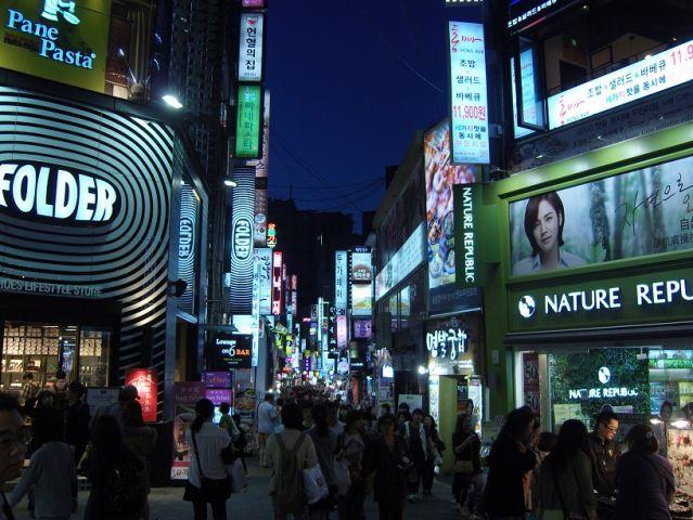 Séoul, une ville asiatique pure souche