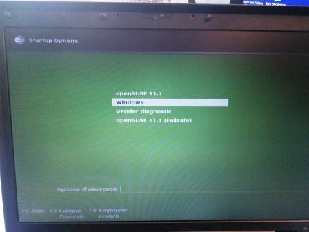 DualBoot Linux Windows