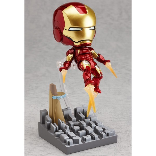no284 nendoroid iron Man mark Vii hero S edition (1)