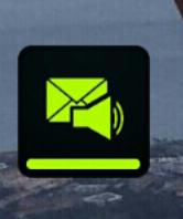 Lecteur de SMS - Widget