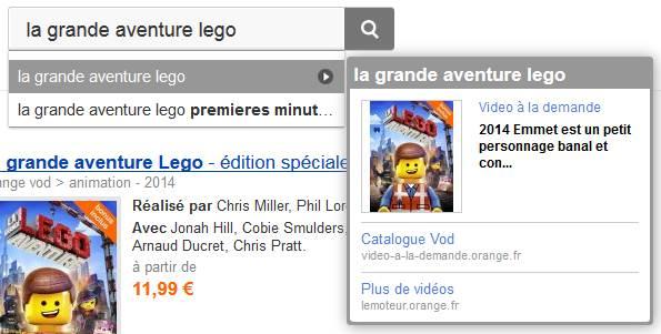 La grande aventure Lego avec ce c.. d'Emmet