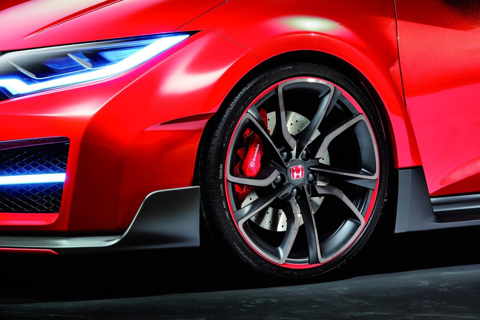 Honda Civic Type R Concept jante