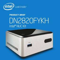 NUC DN2820FYKH