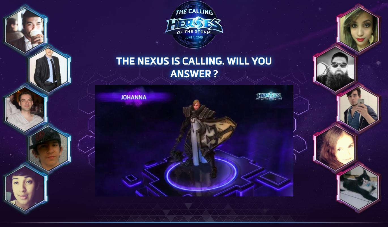 NexusCalling