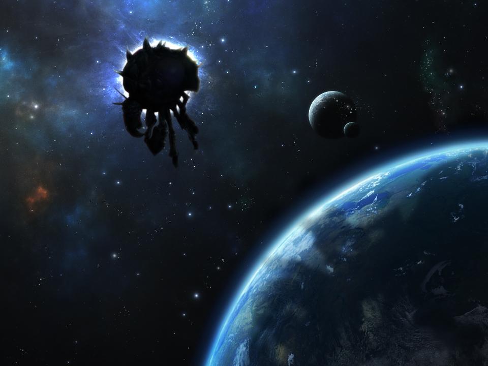 Tweet compte Starcraft pendant l'éclipse