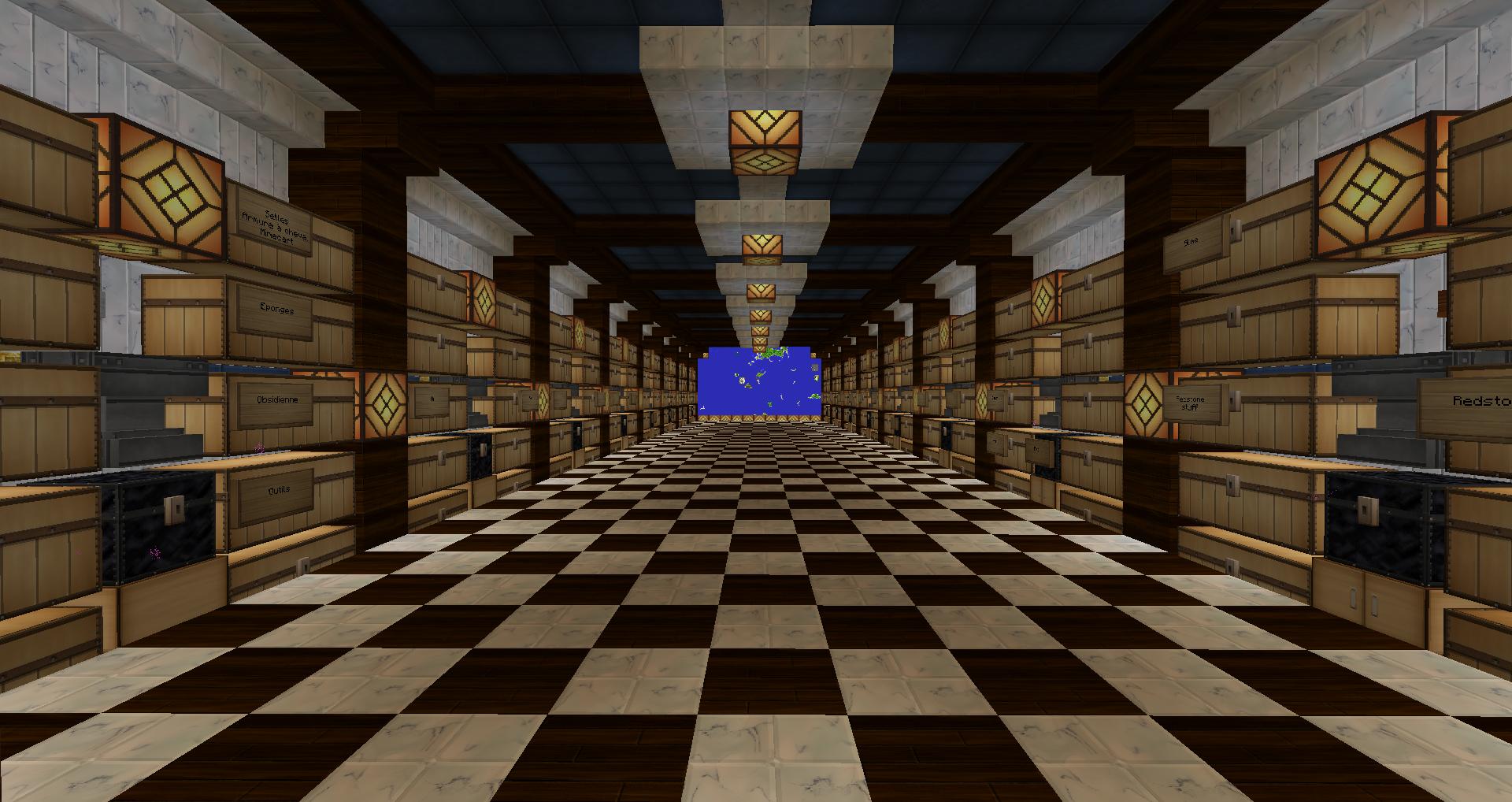 salle cossue