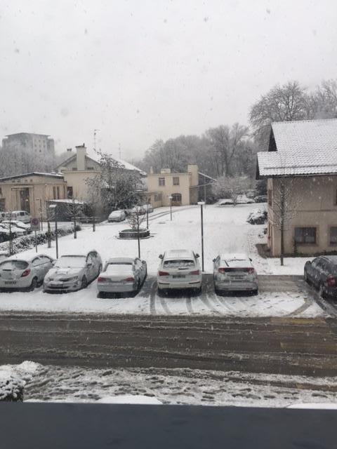 snow office