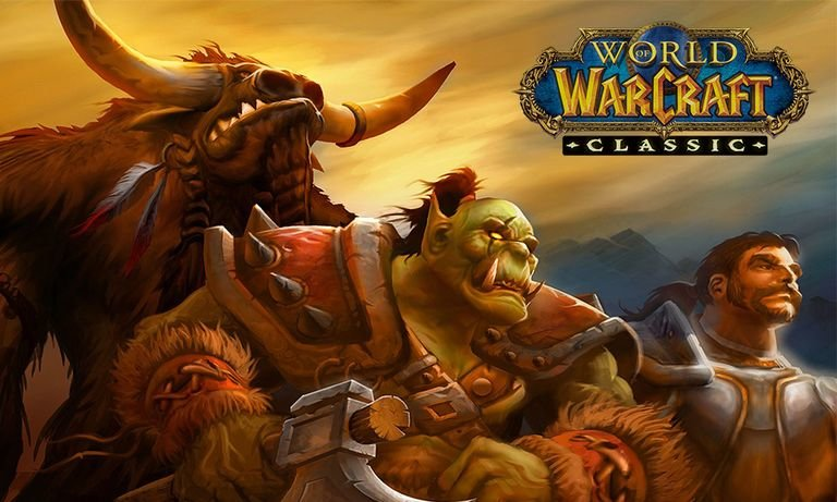 World Of Warcraft (actuel/classic)