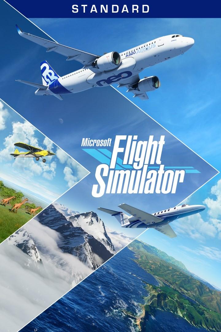 Microsoft Fly Simulator