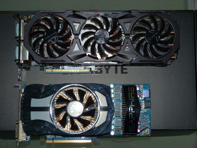 HD4890 VS 970GTX