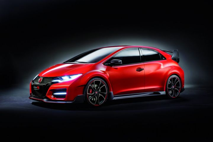 HONDA Civic Type R Concept 2015