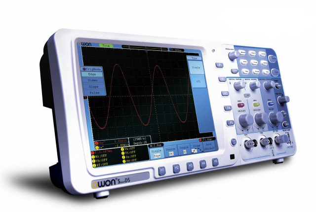 Oscilloscope digital