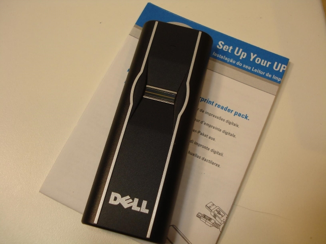 Dell FingerPrintReader