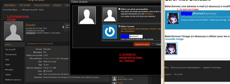 screen avatar