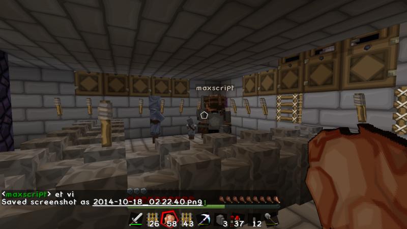Exicarus Minecraft