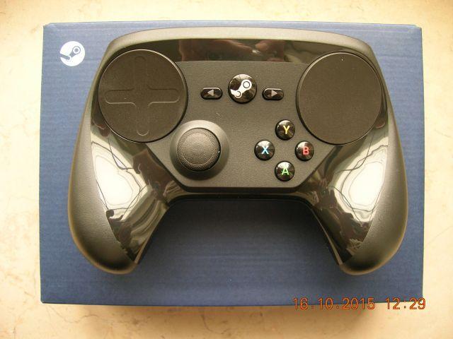 Le Steam Controller